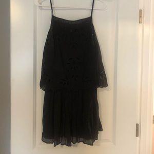 Free people black cute dress